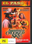 Against a Crooked Sky - Australian DVD movie cover (xs thumbnail)