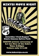 G.I. Joe: The Rise of Cobra - New Zealand Movie Poster (xs thumbnail)