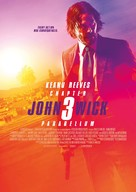 John Wick: Chapter 3 - Parabellum - Swiss Movie Poster (xs thumbnail)