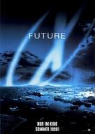 The X Files - German Movie Poster (xs thumbnail)