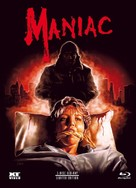Maniac - Austrian Movie Cover (xs thumbnail)