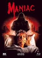 Maniac - Austrian Movie Cover (xs thumbnail)