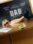Bad Teacher - French Movie Poster (xs thumbnail)