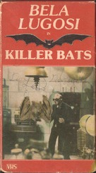 The Devil Bat - VHS cover (xs thumbnail)