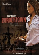 Bordertown - German Movie Poster (xs thumbnail)