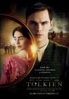 Tolkien - Finnish Movie Poster (xs thumbnail)
