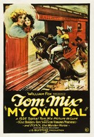 My Own Pal - Movie Poster (xs thumbnail)