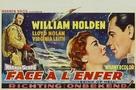 Toward the Unknown - Belgian Movie Poster (xs thumbnail)