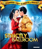Strictly Ballroom - Blu-Ray cover (xs thumbnail)