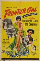 Frontier Gal - Movie Poster (xs thumbnail)