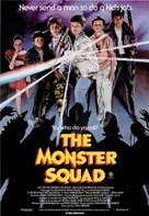 The Monster Squad - Australian Movie Poster (xs thumbnail)