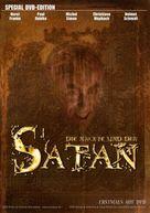 Die Nackte und der Satan - German Movie Cover (xs thumbnail)