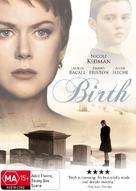 Birth - Australian Movie Cover (xs thumbnail)
