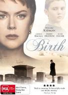 Birth - Australian Movie Cover (xs thumbnail)