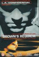 Brown's Requiem - Dutch DVD cover (xs thumbnail)