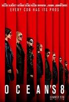 Ocean's 8 - Movie Poster (xs thumbnail)