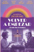 Volver a empezar - Spanish VHS cover (xs thumbnail)