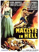 Maciste all'inferno - Movie Poster (xs thumbnail)