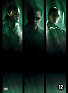 The Matrix Revolutions - Dutch DVD movie cover (xs thumbnail)