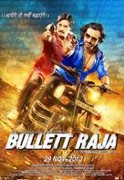 Bullet Raja - Indian Movie Poster (xs thumbnail)