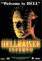Hellraiser: Inferno - Dutch Movie Cover (xs thumbnail)