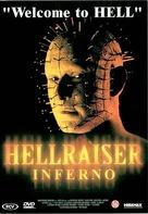 Hellraiser: Inferno - Dutch Movie Cover (xs thumbnail)