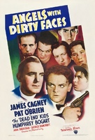Angels with Dirty Faces - Theatrical movie poster (xs thumbnail)