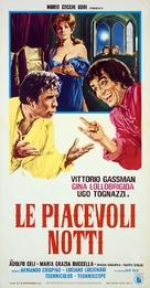 Piacevoli notti, Le - Italian Movie Poster (xs thumbnail)
