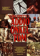Addio zio Tom - German Movie Poster (xs thumbnail)