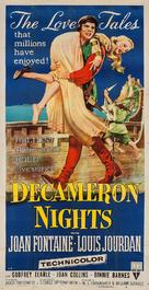 Decameron Nights - Movie Poster (xs thumbnail)