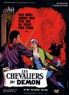 The Hellfire Club - French Movie Poster (xs thumbnail)