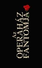 The Phantom Of The Opera - Hungarian Logo (xs thumbnail)