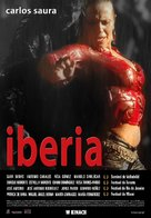 Iberia - Polish Movie Poster (xs thumbnail)