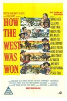 How the West Was Won - Australian Movie Poster (xs thumbnail)