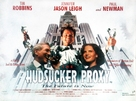 The Hudsucker Proxy - British Movie Poster (xs thumbnail)