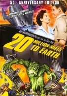20 Million Miles to Earth - DVD movie cover (xs thumbnail)