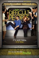 """Difficult People"" - Movie Poster (xs thumbnail)"