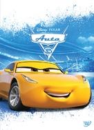 Cars 3 - Czech DVD movie cover (xs thumbnail)
