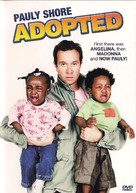 Adopted - DVD movie cover (xs thumbnail)