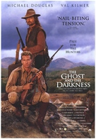 The Ghost And The Darkness - Movie Poster (xs thumbnail)