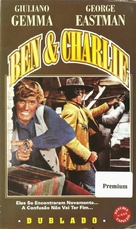 Amico, stammi lontano almeno un palmo - Brazilian Movie Cover (xs thumbnail)