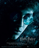 Harry Potter and the Half-Blood Prince - British Movie Poster (xs thumbnail)