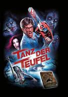 The Evil Dead - German Movie Cover (xs thumbnail)