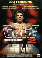 Cage II - Movie Poster (xs thumbnail)