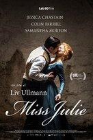 Miss Julie - Italian Movie Poster (xs thumbnail)