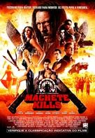 Machete Kills - Brazilian Movie Poster (xs thumbnail)