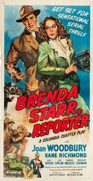 Brenda Starr, Reporter - Movie Poster (xs thumbnail)