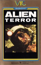 Alien 2 - Sulla terra - VHS movie cover (xs thumbnail)
