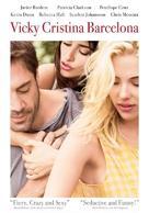 Vicky Cristina Barcelona - DVD movie cover (xs thumbnail)