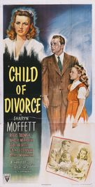 Child of Divorce - Movie Poster (xs thumbnail)